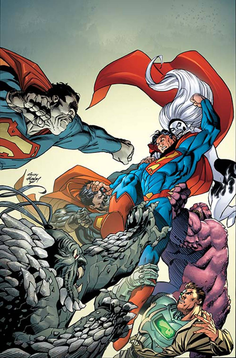 Action Comics #978 (Cover A Andy Kubert)