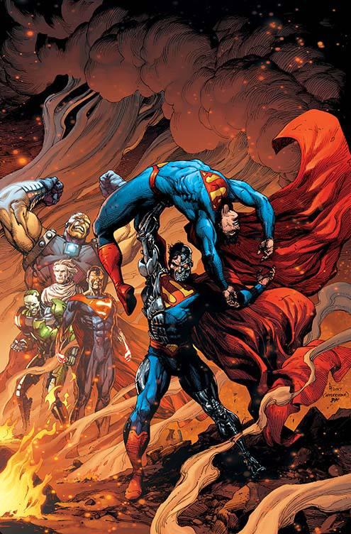Action Comics #979 (Cover B Gary Frank)
