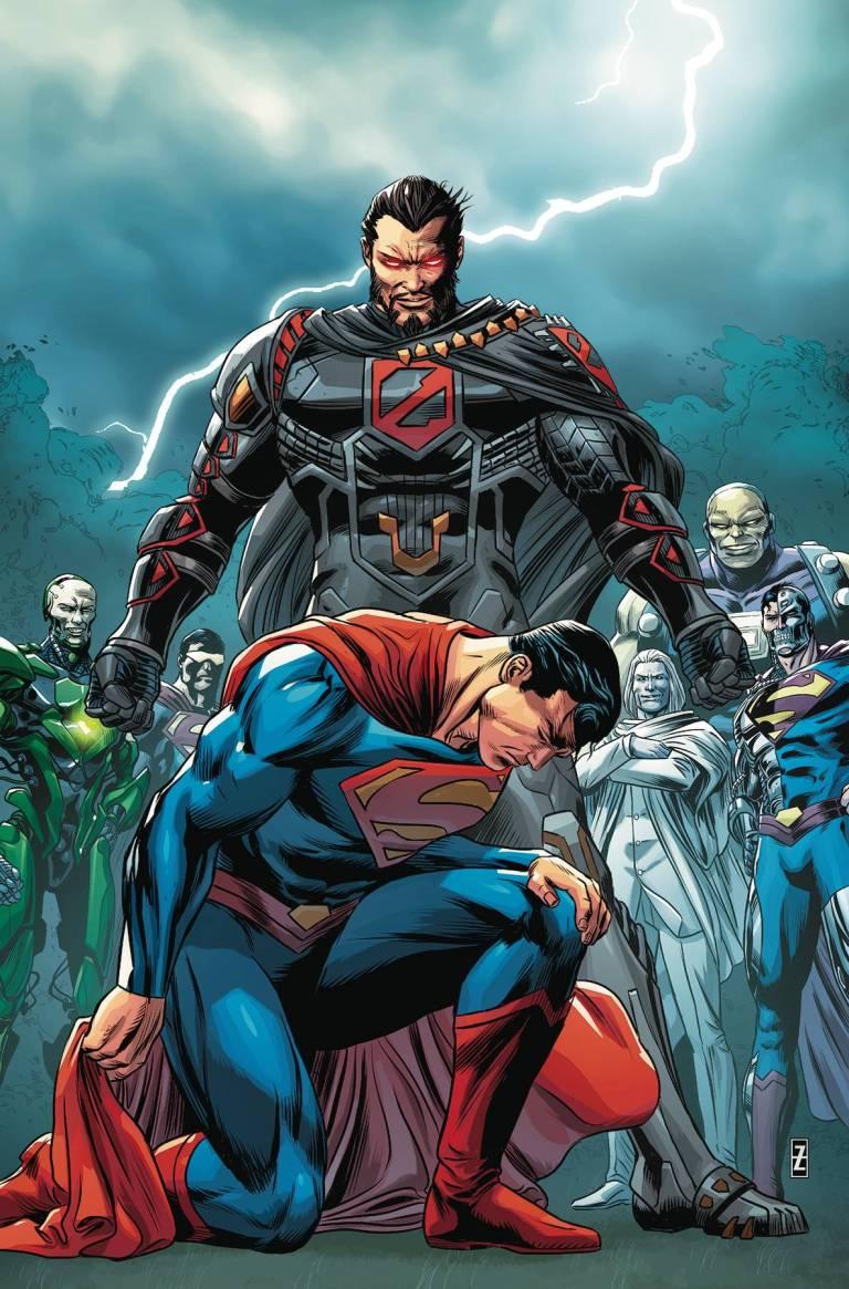 Action Comics #981 (Cover A Patrick Zircher)