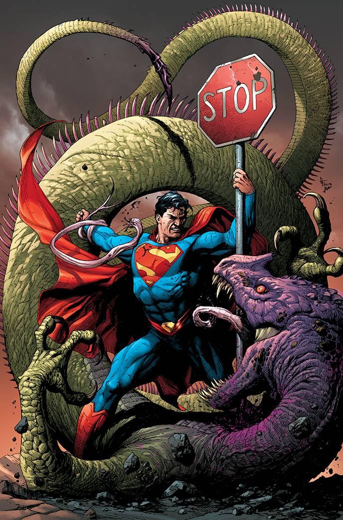 Action Comics #981 (Cover B Gary Frank)