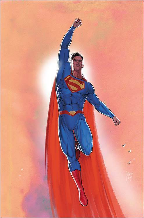Action Comics #982 (Cover B Mikel Janin)