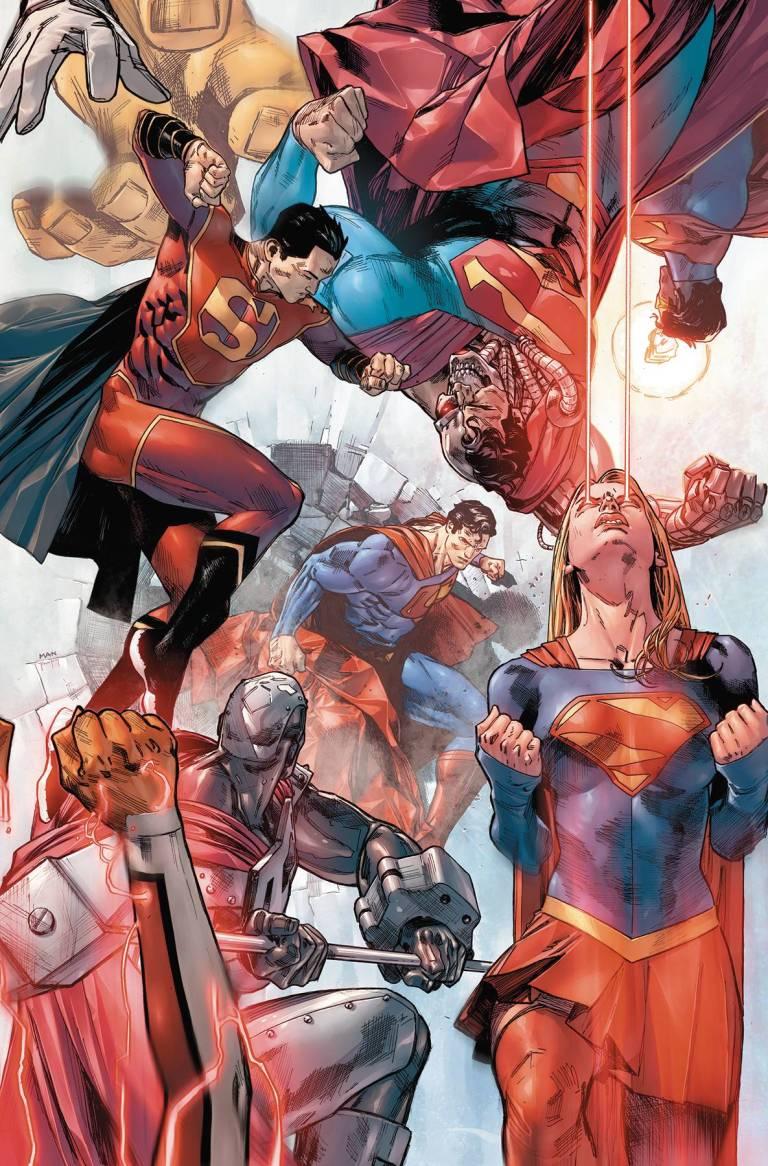 Action Comics #983 (Cover A Clay Mann)