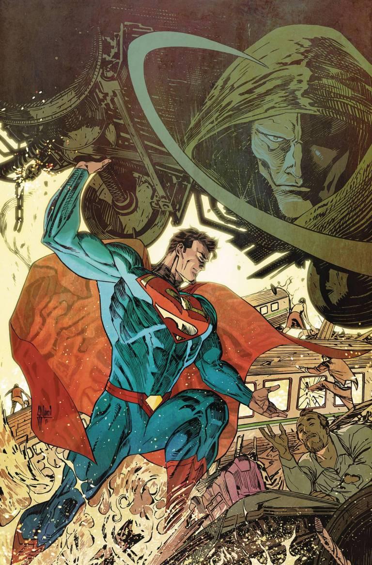 Action Comics #985 (Cover A Guillem March)