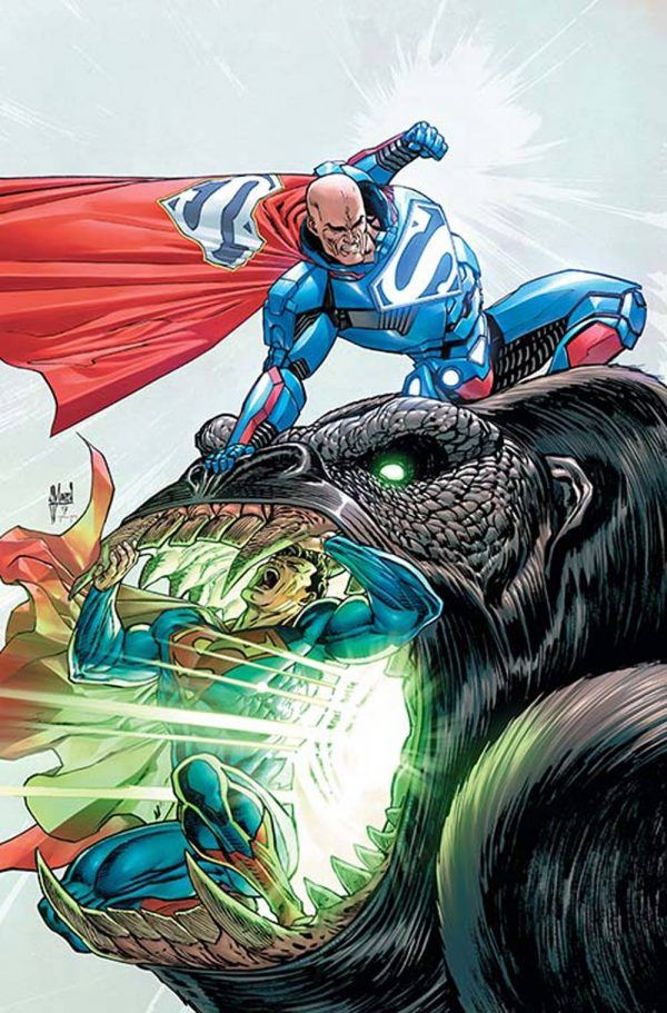 Action Comics #986 (Cover A Guillem March)