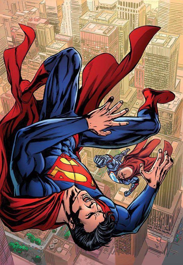 Action Comics #986 (Cover B Neil Edwards & Jay Leisten)