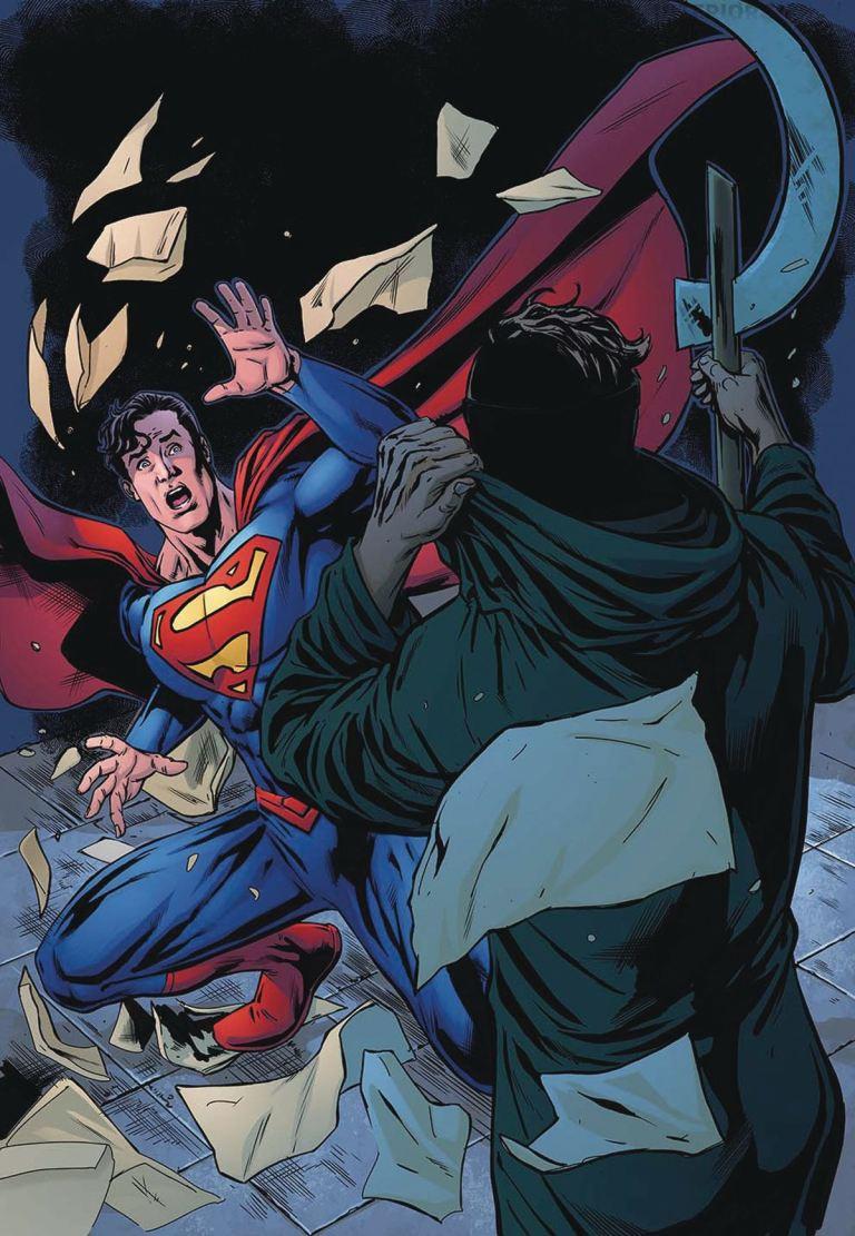 Action Comics #987 (Cover C Neil Edwards & Jay Leisten)