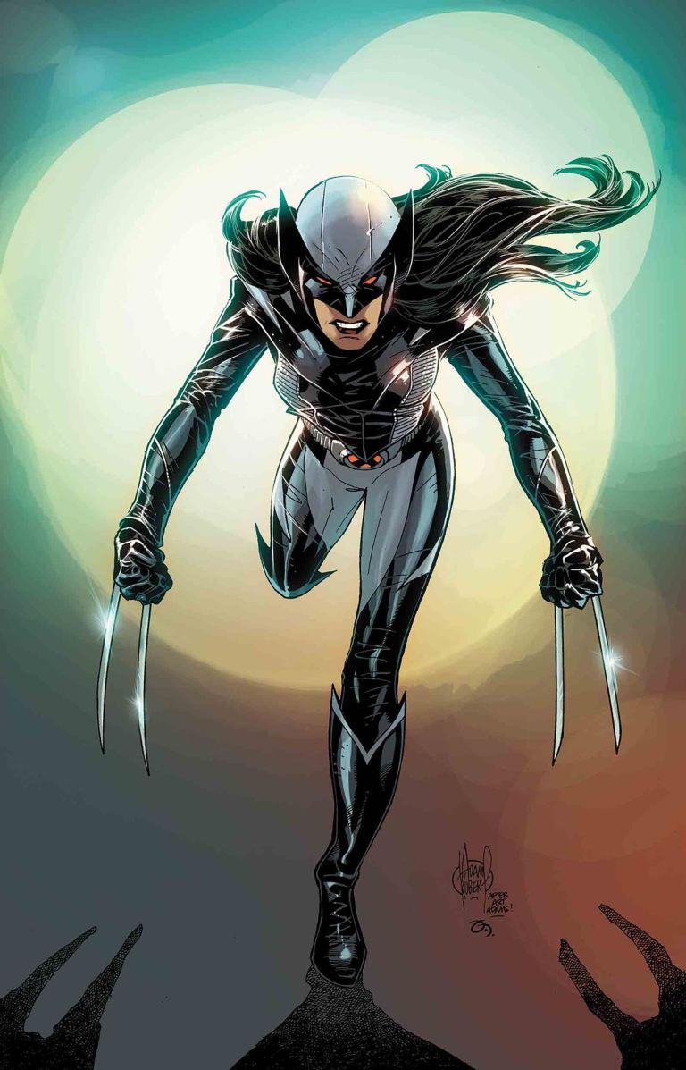 All-New Wolverine #19 (Cover A Adam Kubert)
