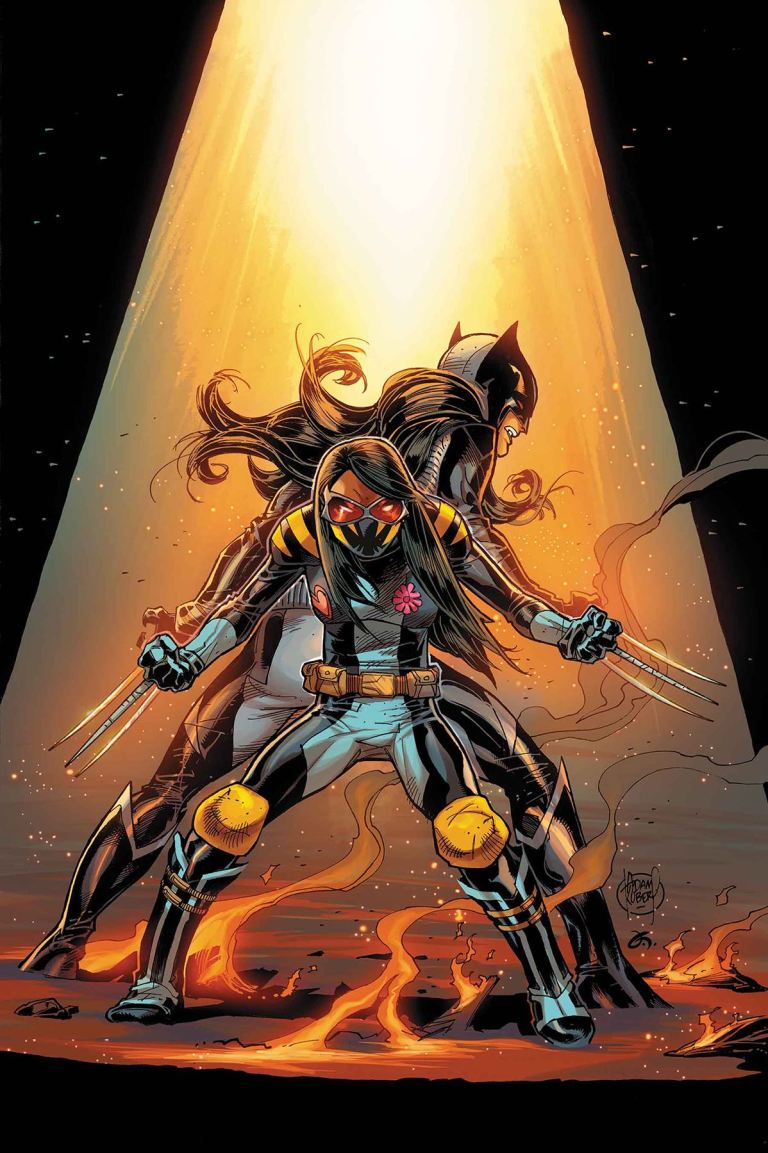 All-New Wolverine #20 (Cover A Adam Kubert)