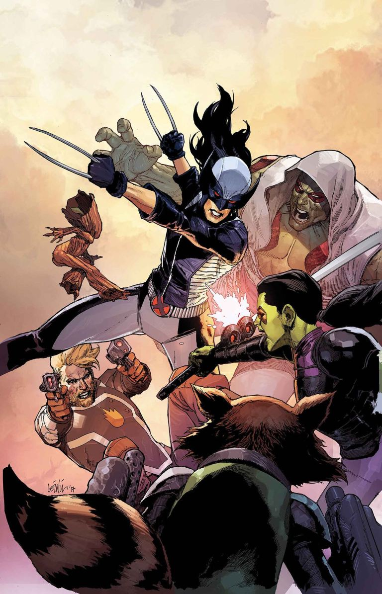 All-New Wolverine #22 (Cover A Leinil Francis Yu)
