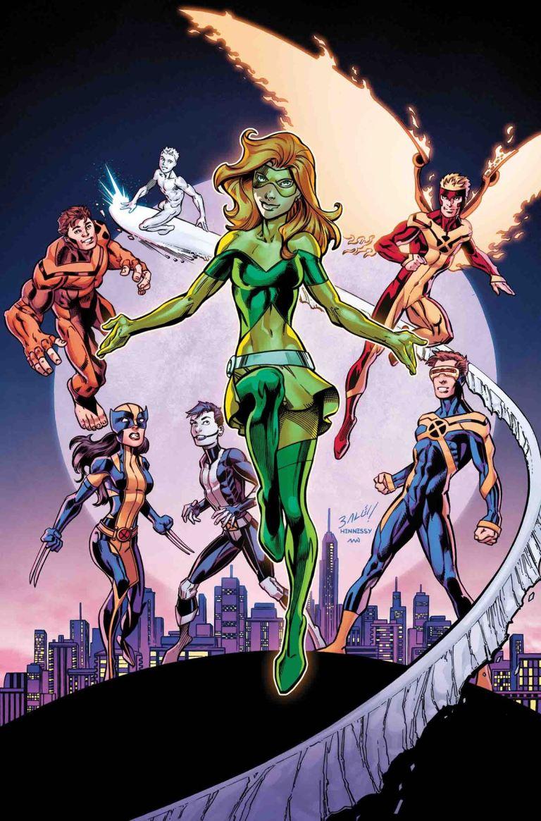 All-New X-Men #19 (Mark Bagley Cover)