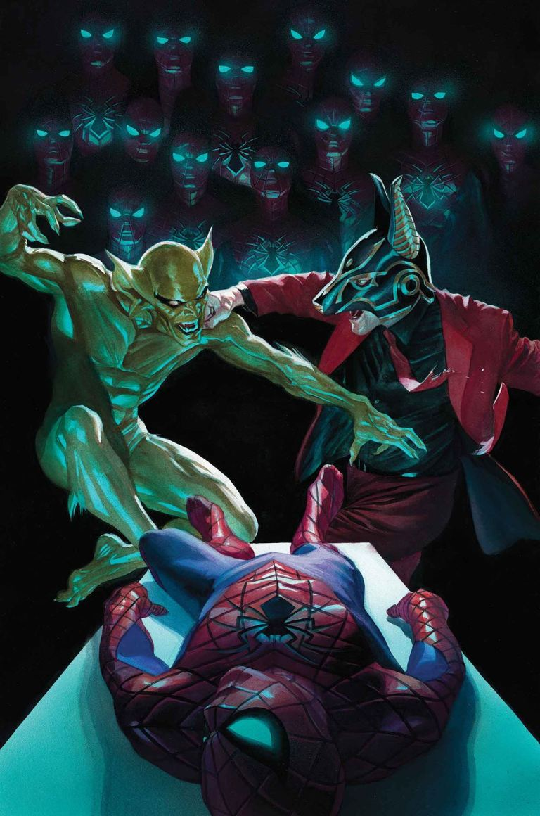 Amazing Spider-Man #24 (Cover A Alex Ross)