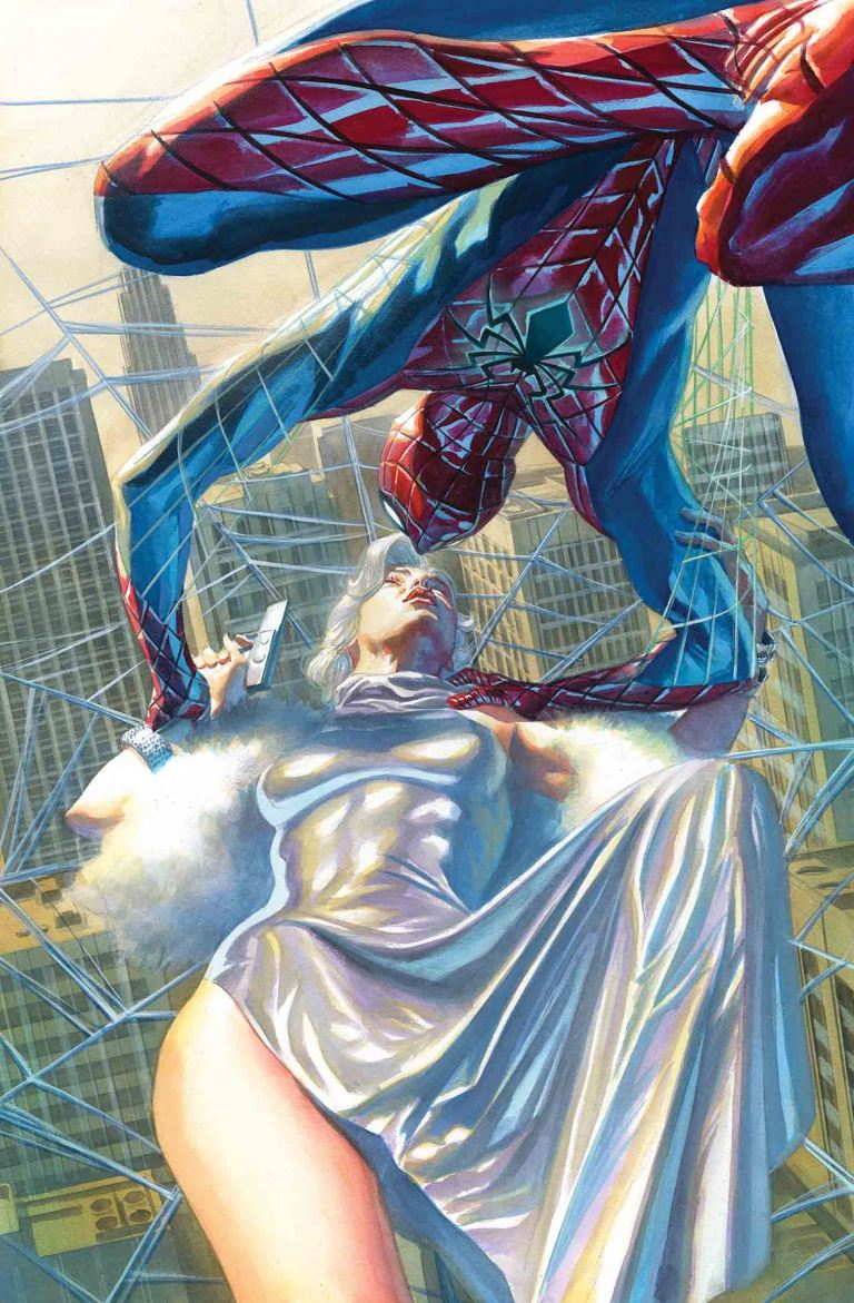 Amazing Spider-Man #26 (Cover A Alex Ross)