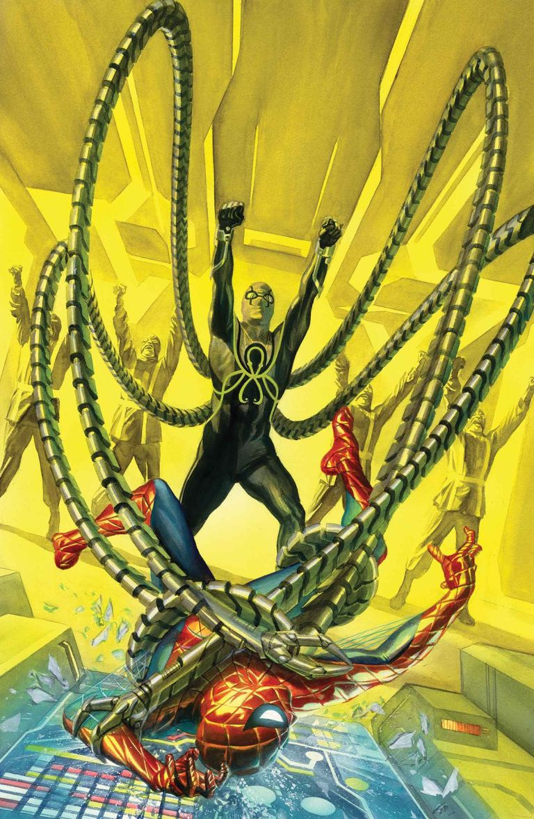 Amazing Spider-Man #29 (Alex Ross Cover)