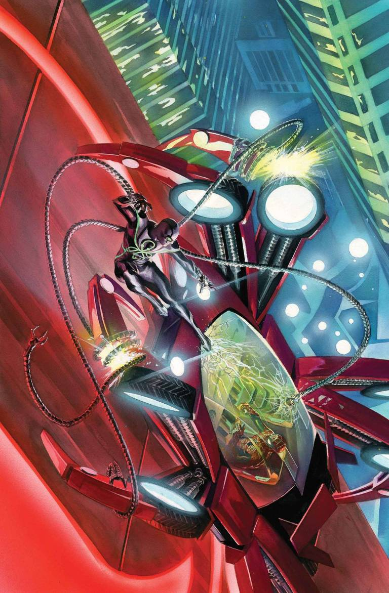Amazing Spider-Man #30 (Cover A Alex Ross)