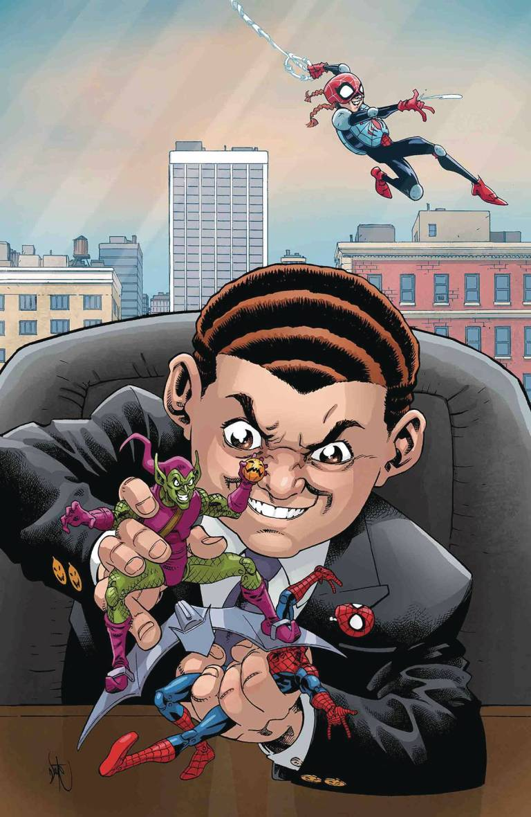 Amazing Spider-Man Renew Your Vows #10 (Nathan Stockman Cover)