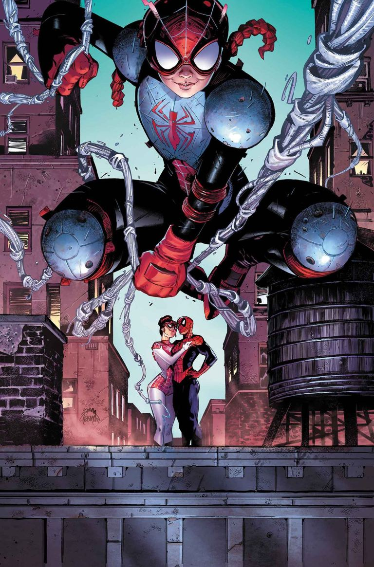 Amazing Spider-Man Renew Your Vows #3 (Ryan Stegman Regular Cover)