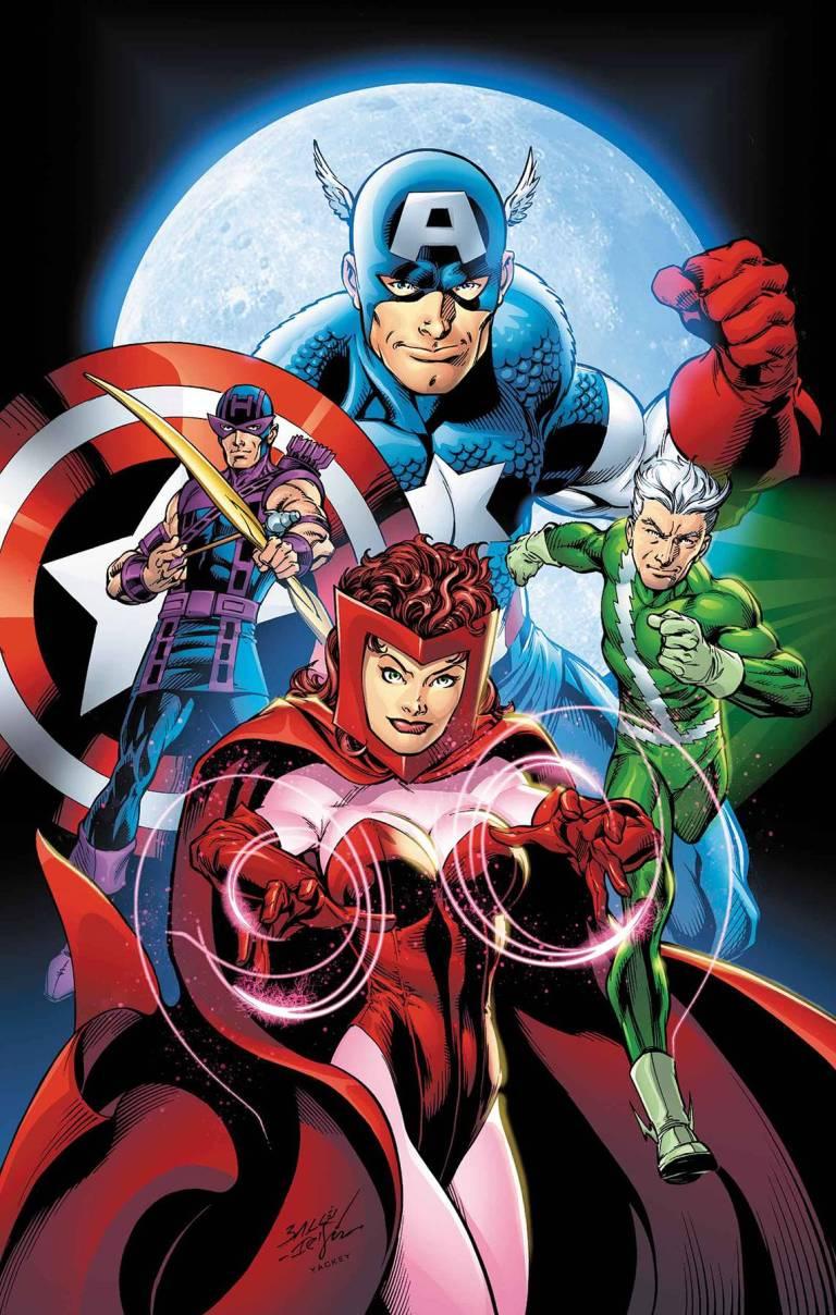 Avengers #3.1 (Mark Bagley Variant Cover)