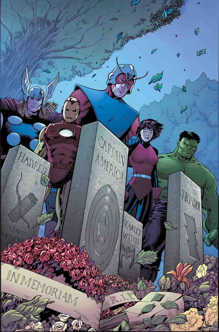 Avengers #5.1 (Barry Kitson Regular Cover)