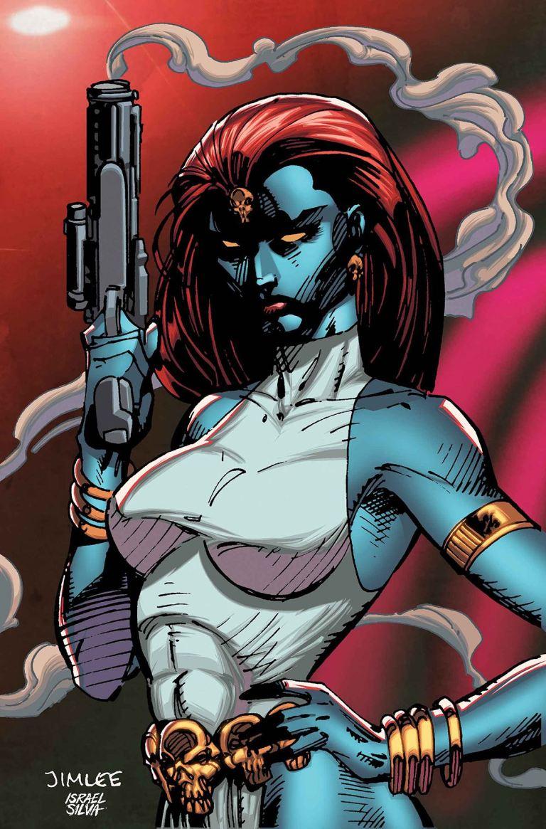Avengers #9 (Cover B Jim Lee X-Men Trading Card Variant)