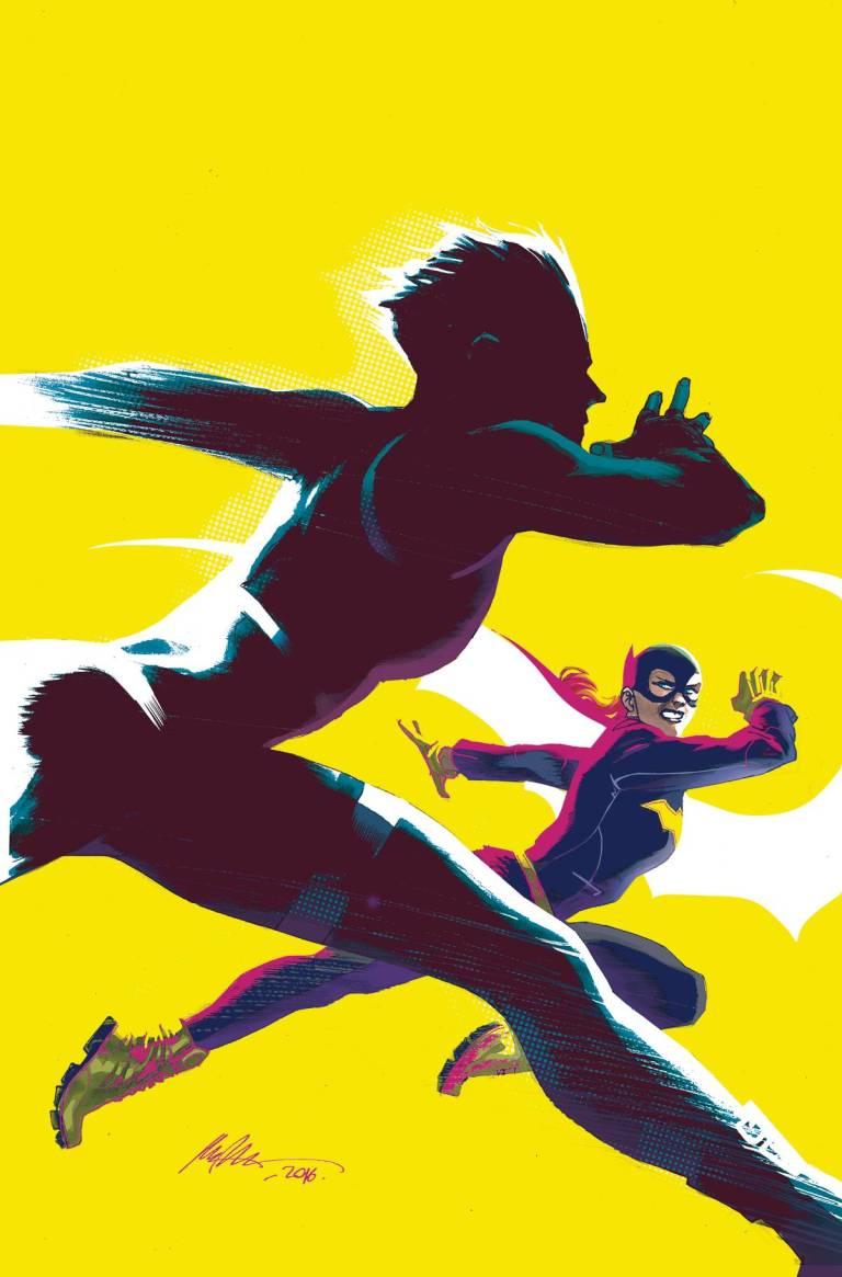 Batgirl #2 (Cover A Rafael Albuquerque)