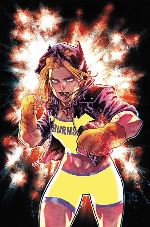 Batgirl #2 (Cover B Francis Manapul)