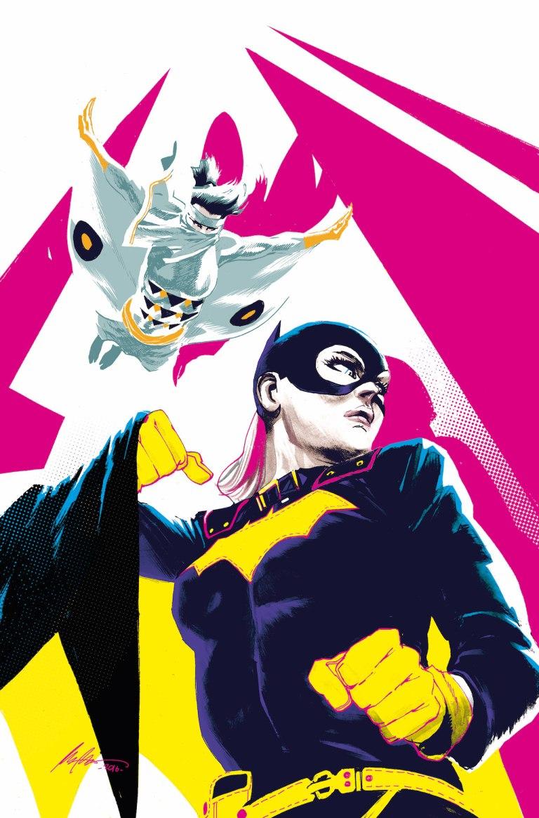 Batgirl #3 (Cover A Rafael Albuquerque)