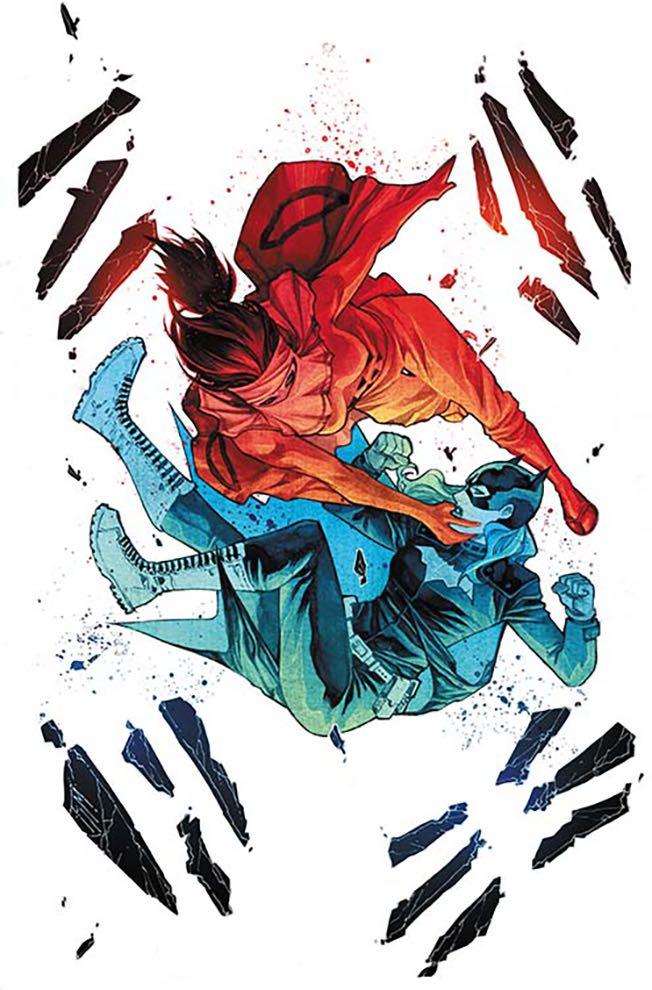 Batgirl #3 (Cover B Francis Manapul)