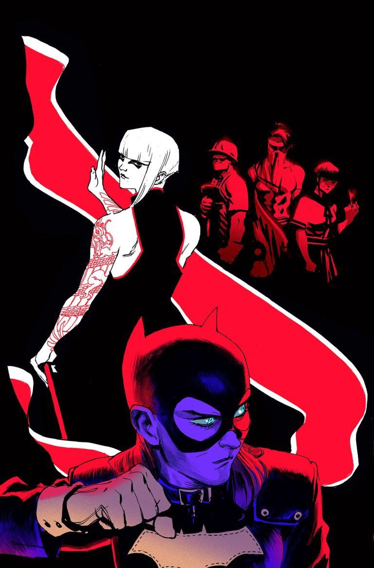 Batgirl #5 (Cover A Rafael Albuquerque)