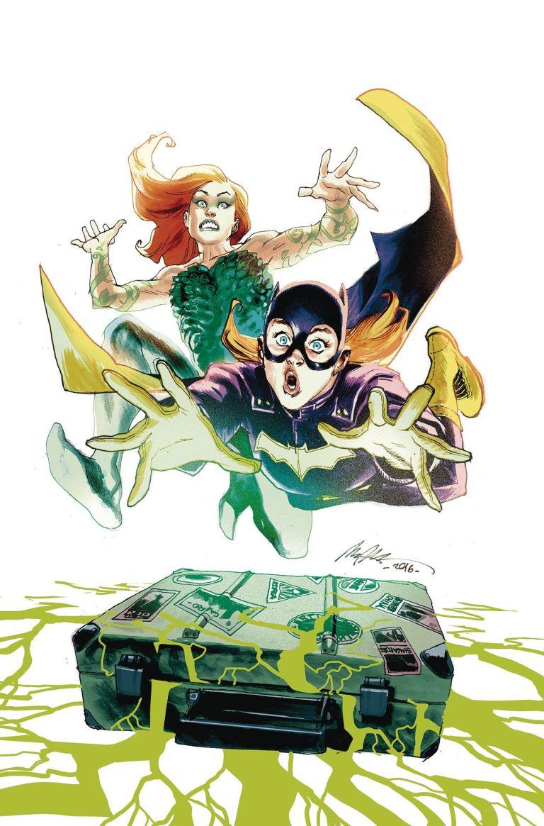 Batgirl #6 (Cover A Rafael Albuquerque)