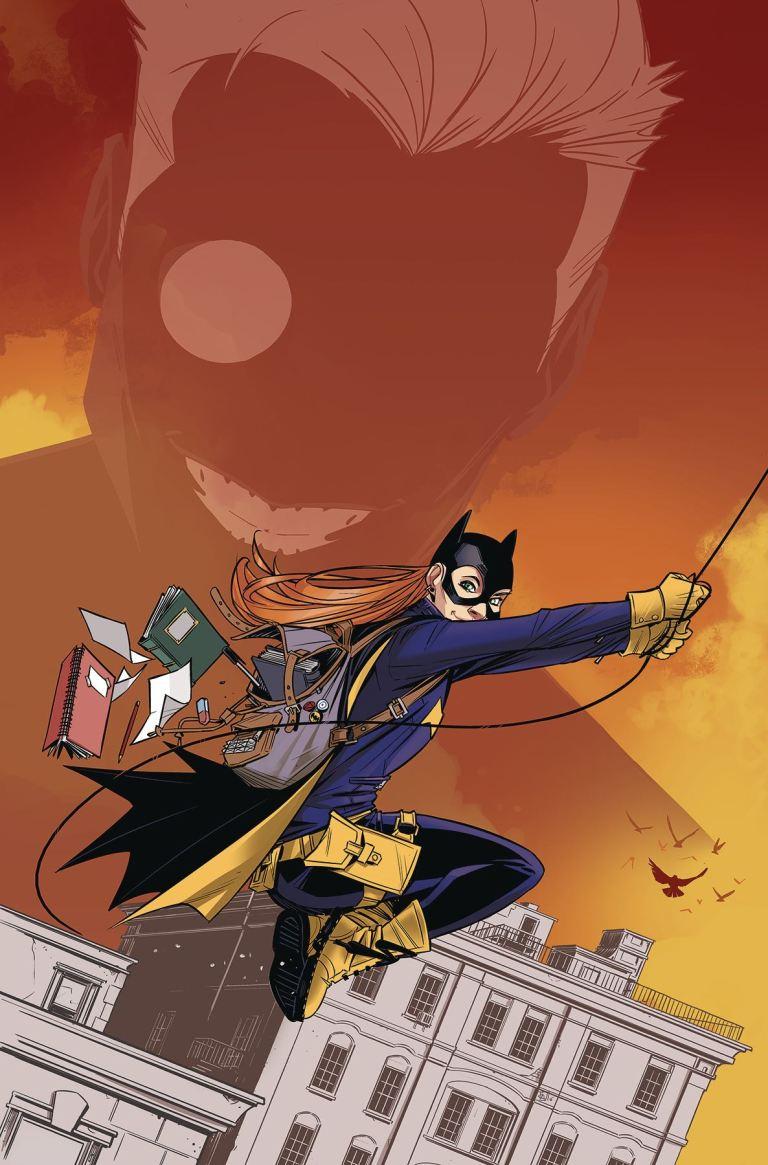 Batgirl #7 (Cover A Chris Wildgoose)