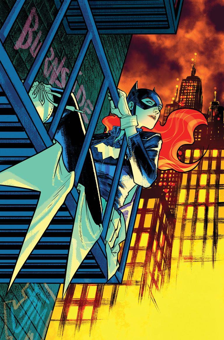 Batgirl #7 (Cover B Francis Manapul)