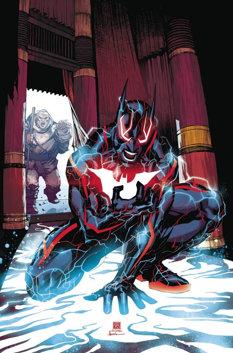 Batman Beyond #10 (Cover A Bernard Chang)