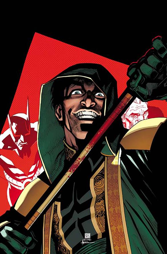 Batman Beyond #11 (Cover A Bernard Chang)