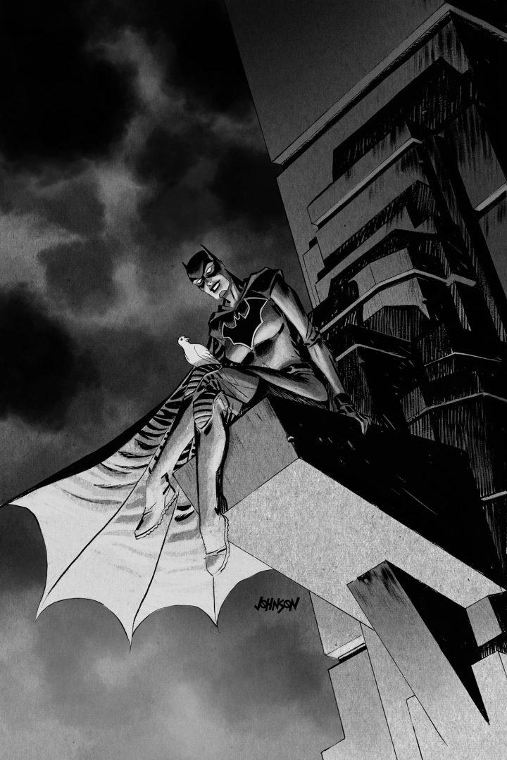 Batman Beyond #12 (Cover B Dave Johnson)