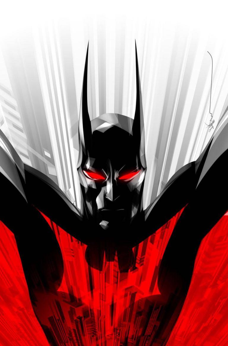 Batman Beyond #3 (Cover B Martin Ansin)