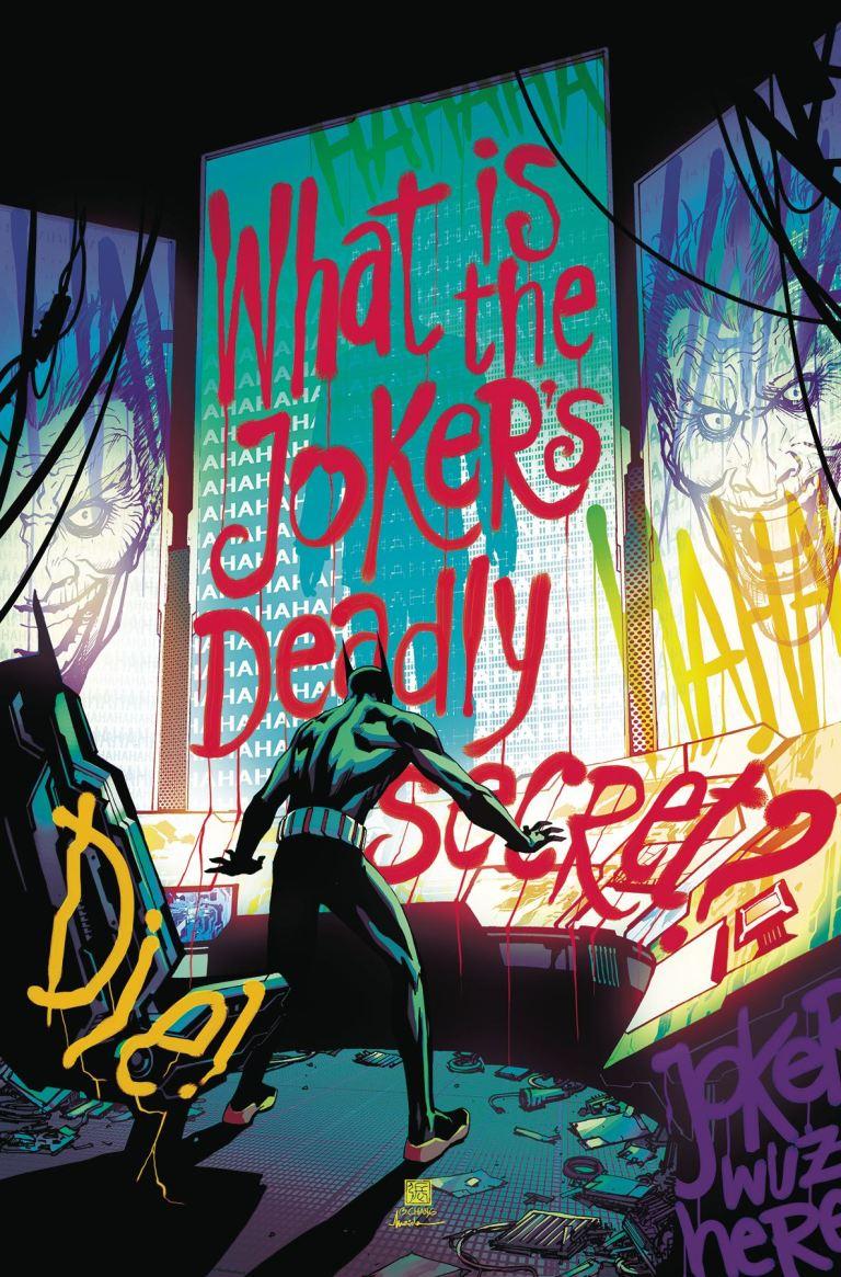 Batman Beyond #4 (Cover A Bernard Chang)