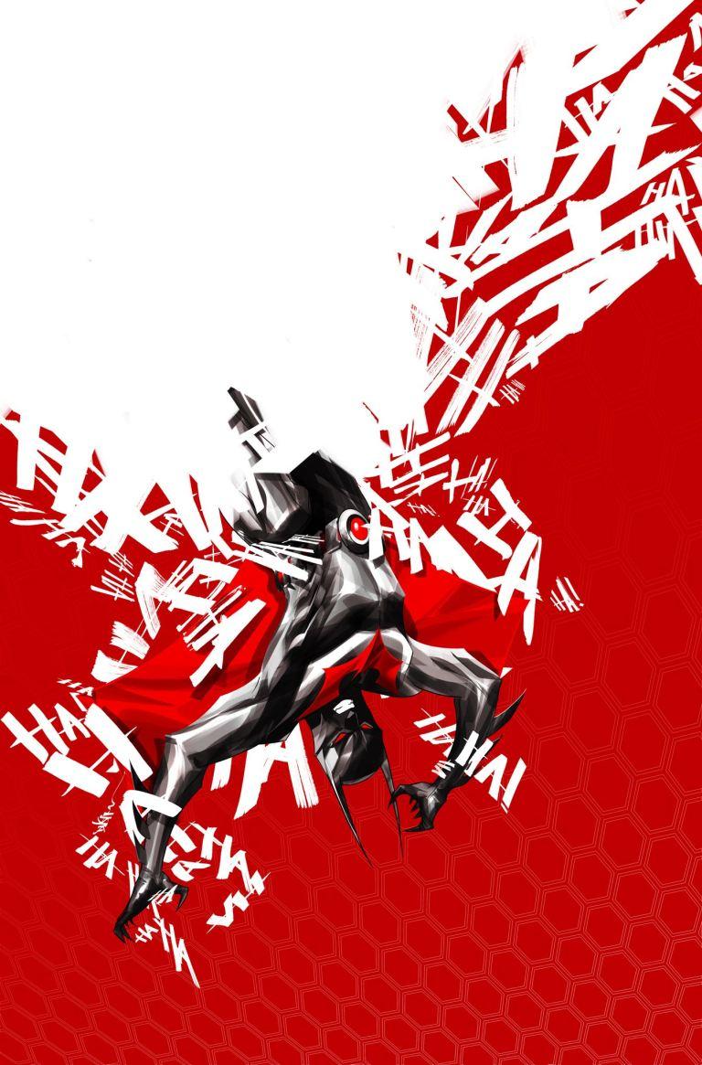 Batman Beyond #4 (Cover B Martin Ansin)
