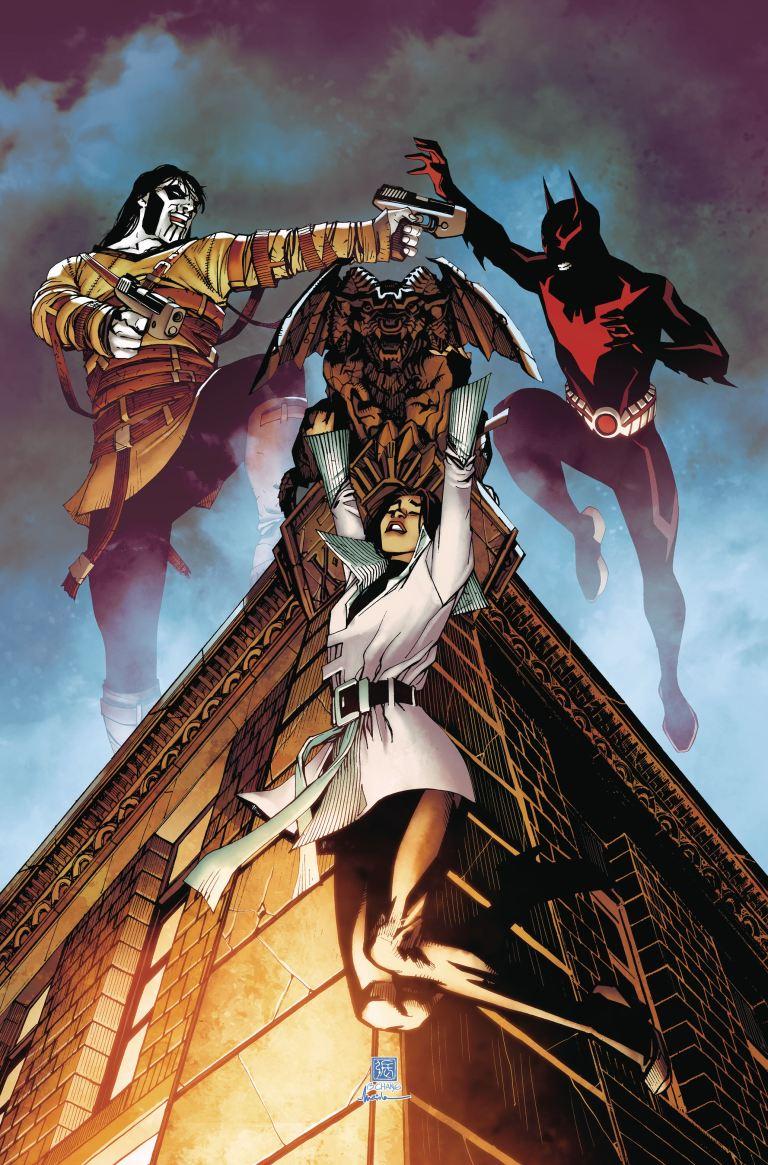 Batman Beyond #5 (Cover A Bernard Chang)