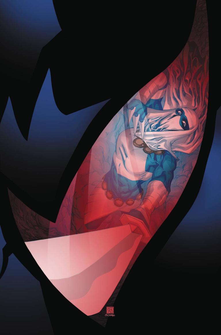Batman Beyond #6 (Cover A Bernard Chang)
