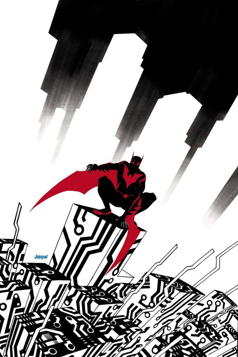Batman Beyond #9 (Cover B Martin Ansin)