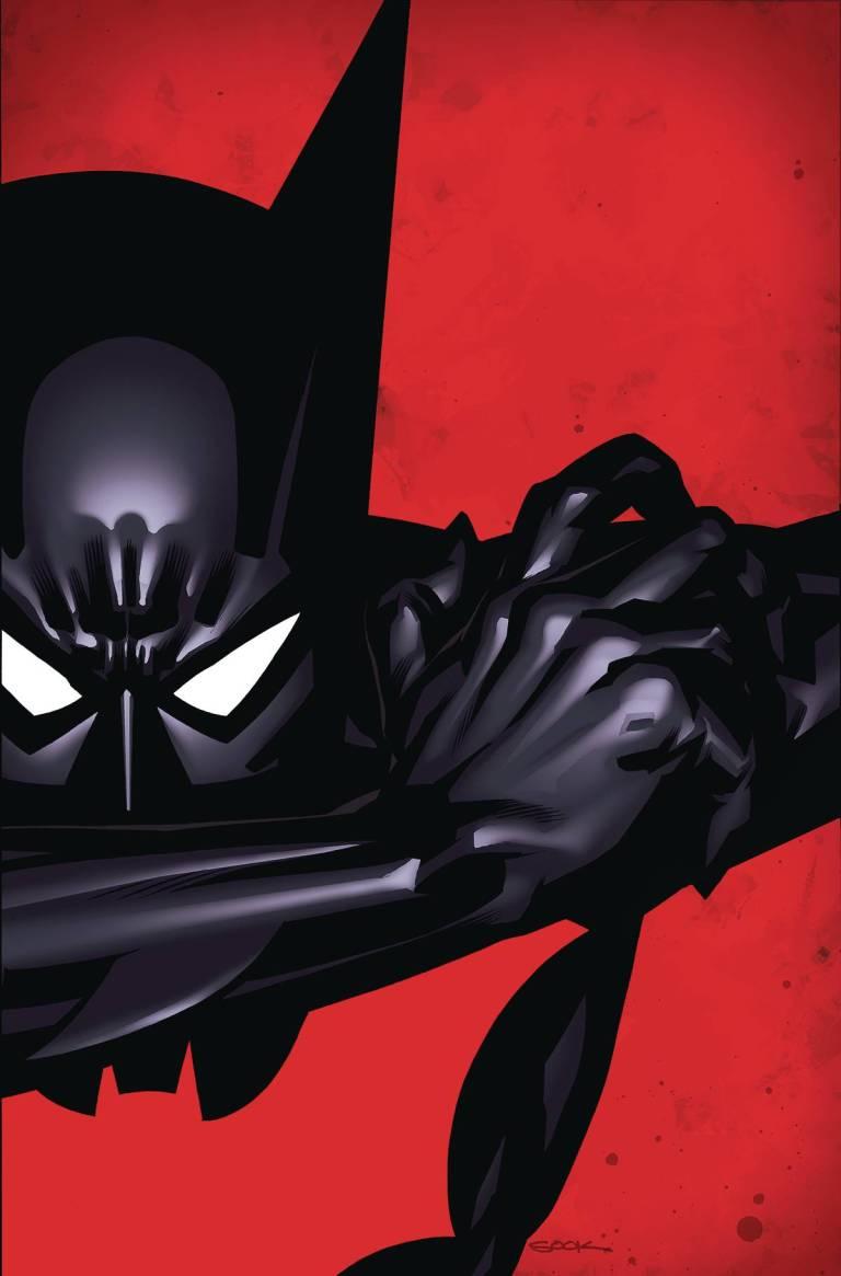Batman Beyond Rebirth #1 (Cover A Ryan Sook)