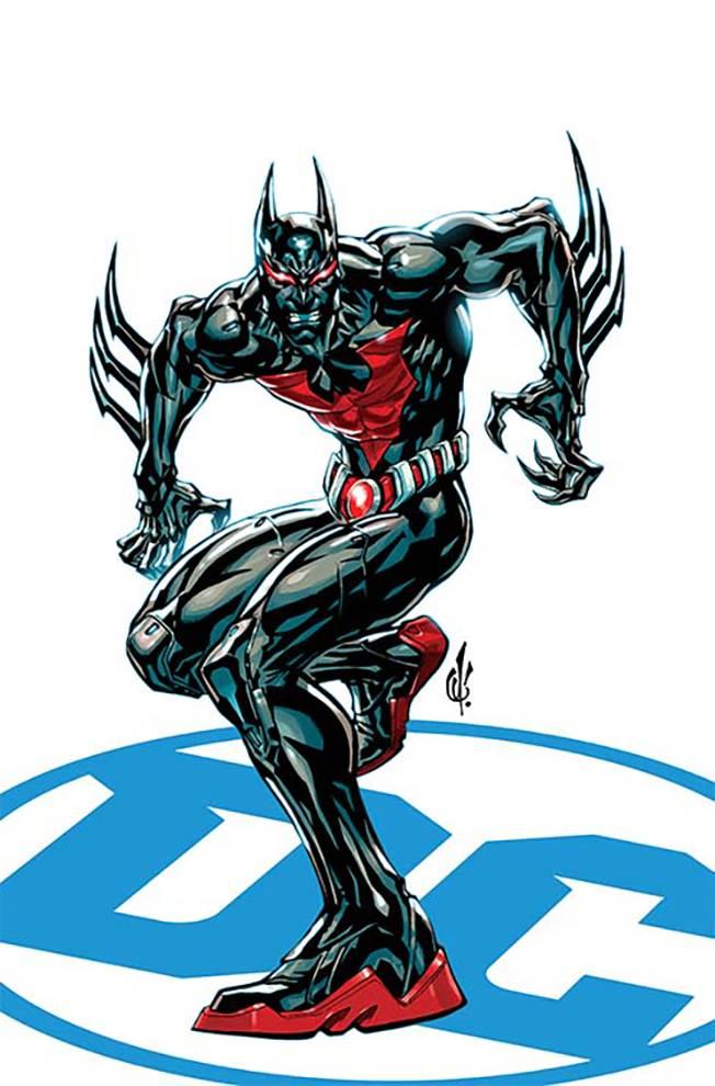 Batman Beyond Rebirth #1 (Cover B Carlos D'Anda)