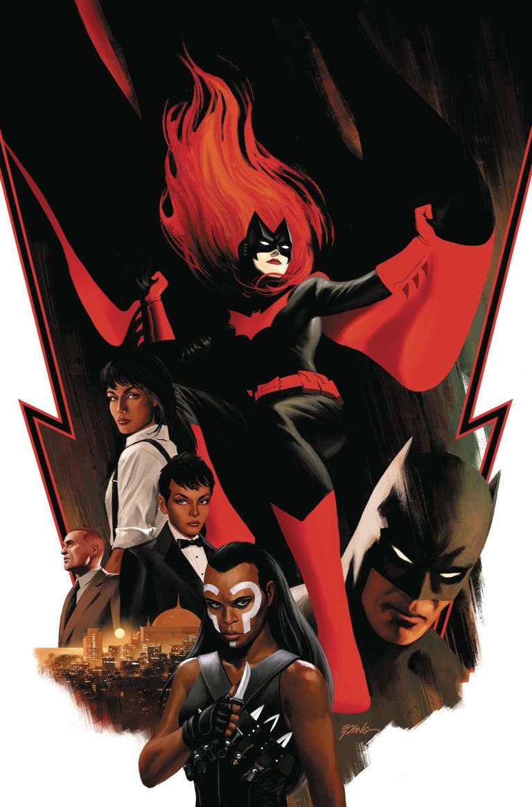 Batwoman #1 (Cover A Steve Epting)