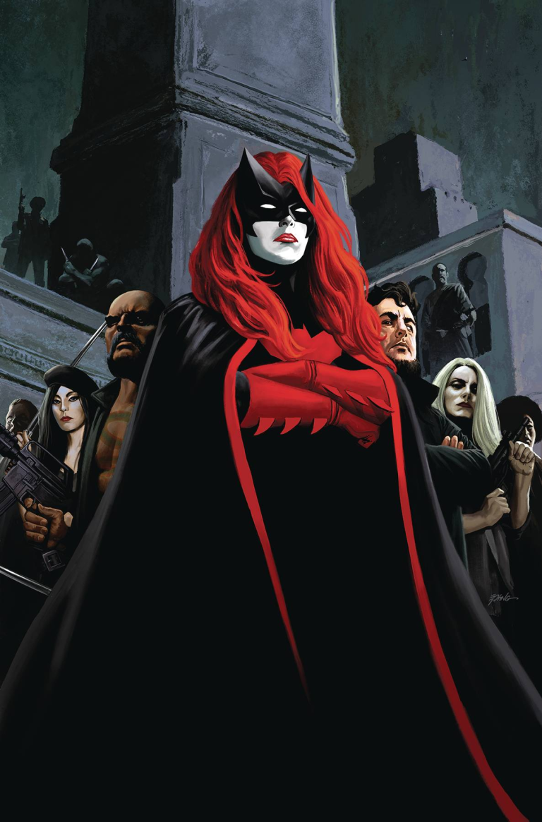 Batwoman #3 (Cover A Steve Epting)