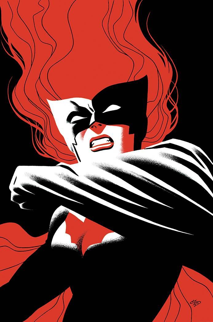 Batwoman #4 (Cover B J. G. Jones)