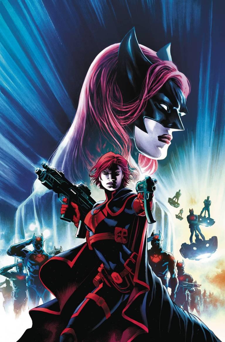 Batwoman #6 (Cover A Eddy Barrows)
