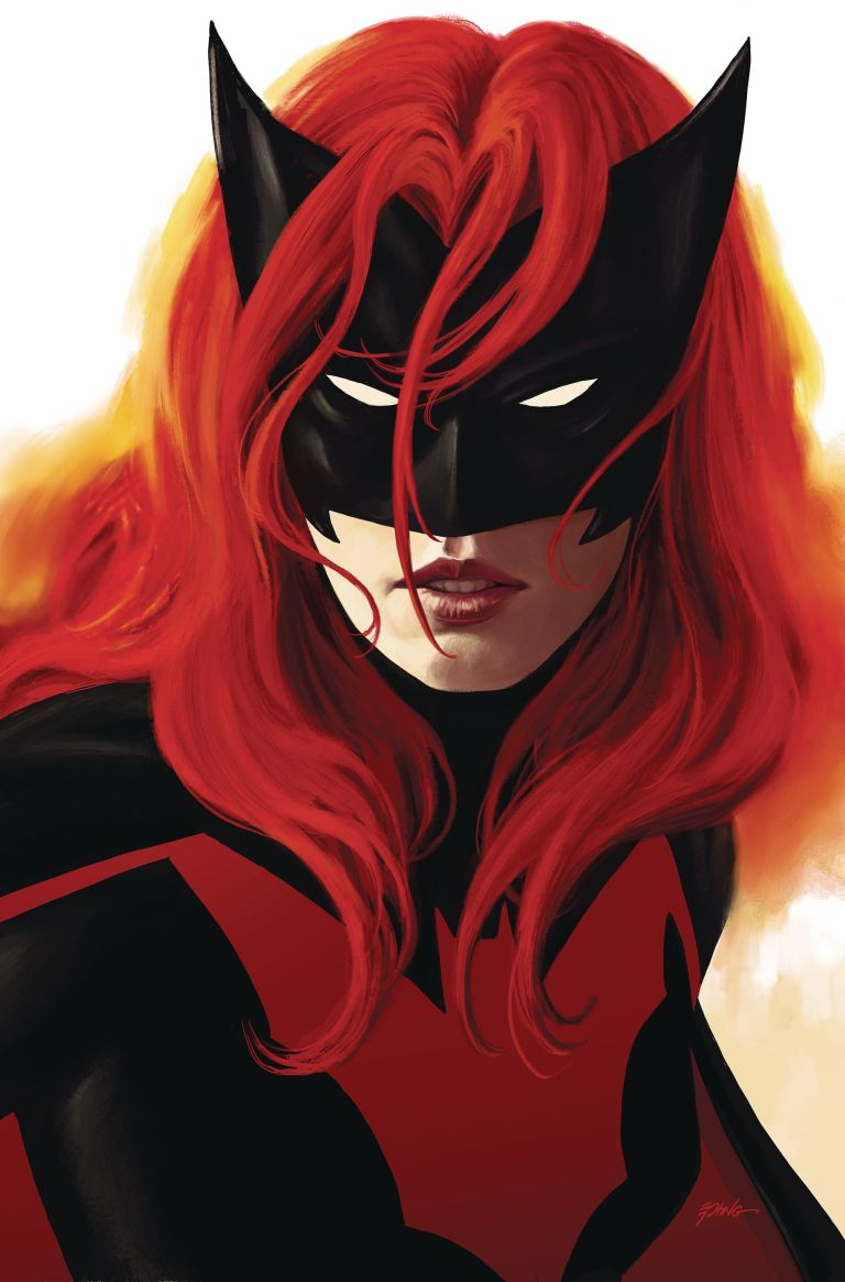 Batwoman Rebirth #1 (Cover A Steve Epting)