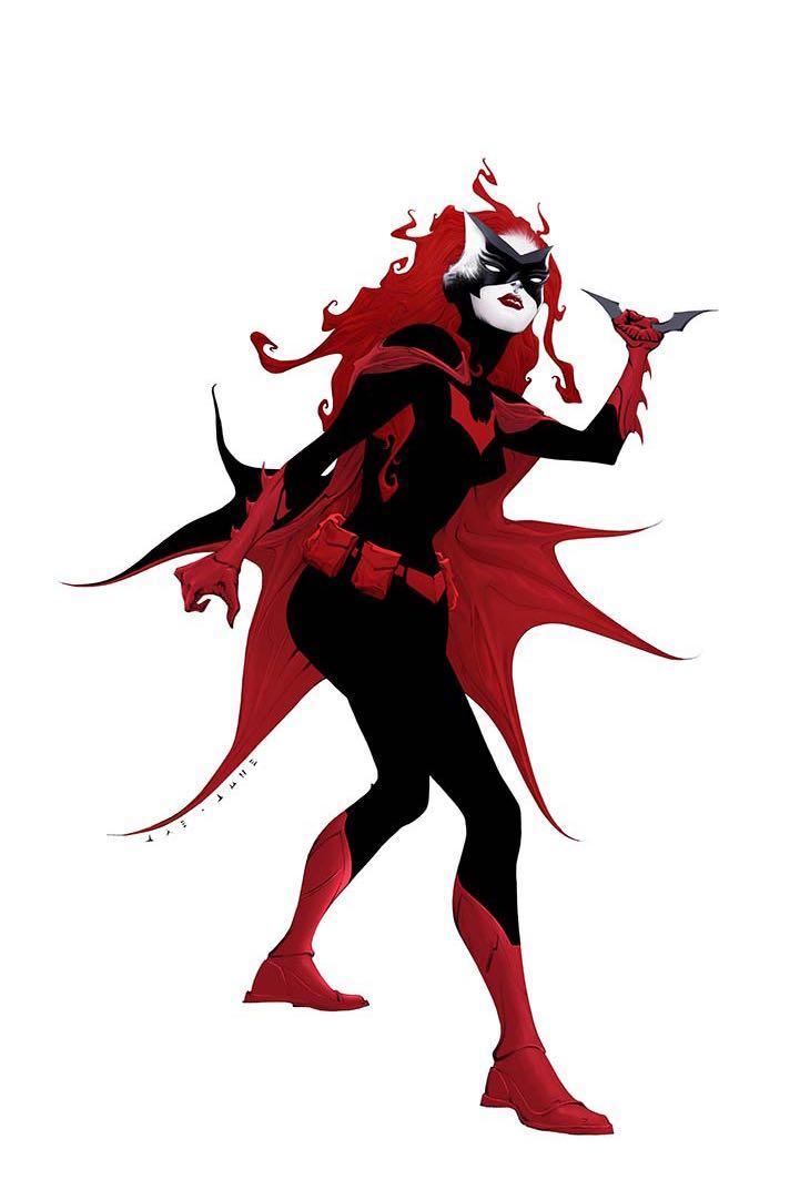 Batwoman Rebirth #1 (Cover B Jae Lee)