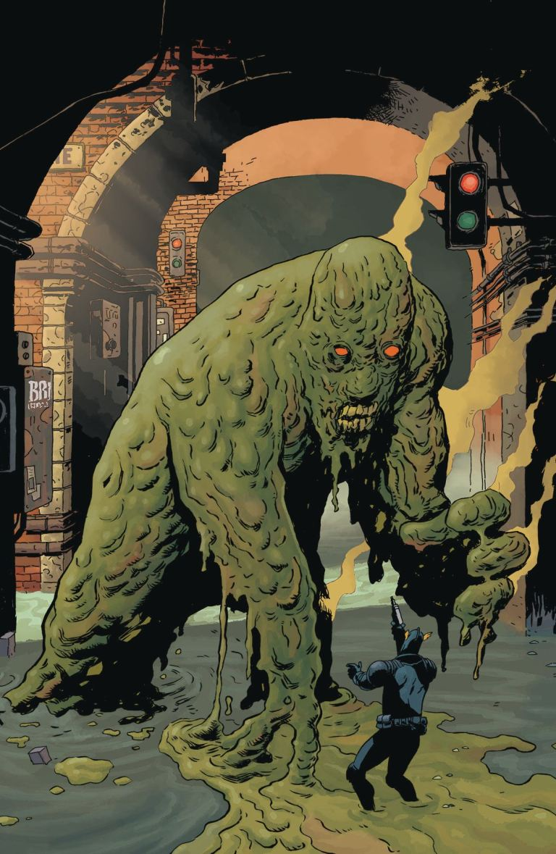 Black Hammer #10 (Cover A Dean Ormston)