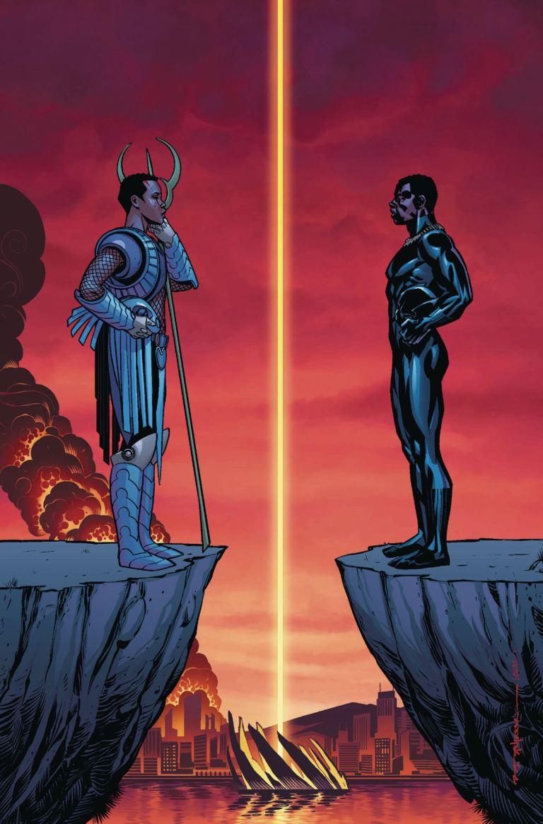 Black Panther #12 (Brian Stelfreeze Regular Cover)